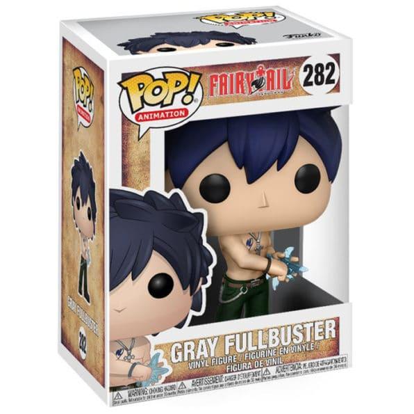 Funko Pop Gray Fullbuster (Fairy Tail) - Funko Pop Mania