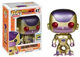 47 Golden Frieza Red Eyes