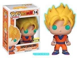 14 Super Saiyan Goku GITD