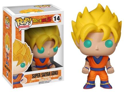 14 Super Saiyan Goku