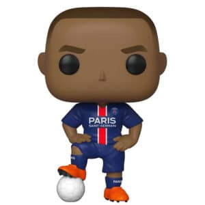 Kylian Mbappe (Paris Saint-Germain) #21