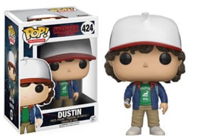 424 - Dustin (Sranger Things)