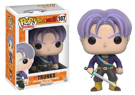 Trunks (Dragon Ball Z) #107