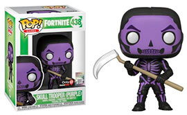 Skull Trooper Purple (Fortnite) #438