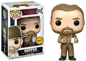 Hooper without hat (Stranger Things) #512
