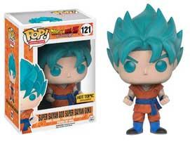 Super Saiyan God Super Saiyan Goku #121