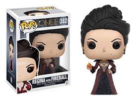 Regina with Fireball #382