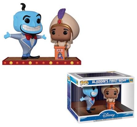 Aladdin & Genie #409