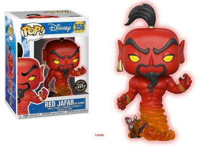Red Jafar chase #356