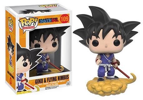 Goku & Flying Nimbus #109