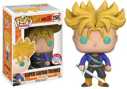 Super Saiyan Trunks #155