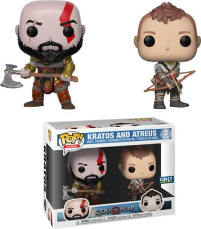 Pack Kratos & Atreus