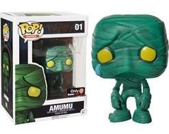 Amumu #01