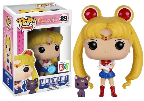 Sailor Moon Luna Glitter #89