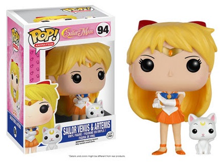 Sailor Venus Artemis #94