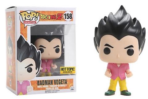 Vegeta Badman #158