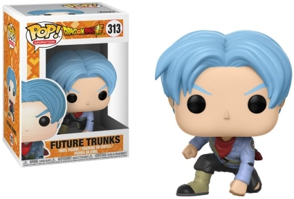 Future Trunks #313