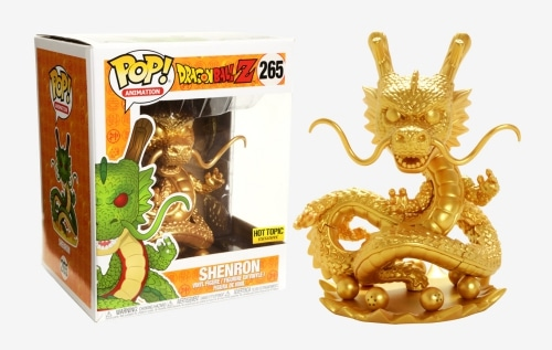 Shenron Supersized Gold #265