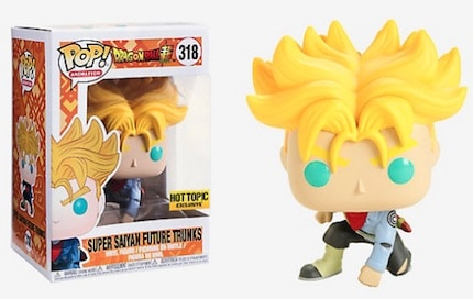 Super Saiyan Future Trunks #318