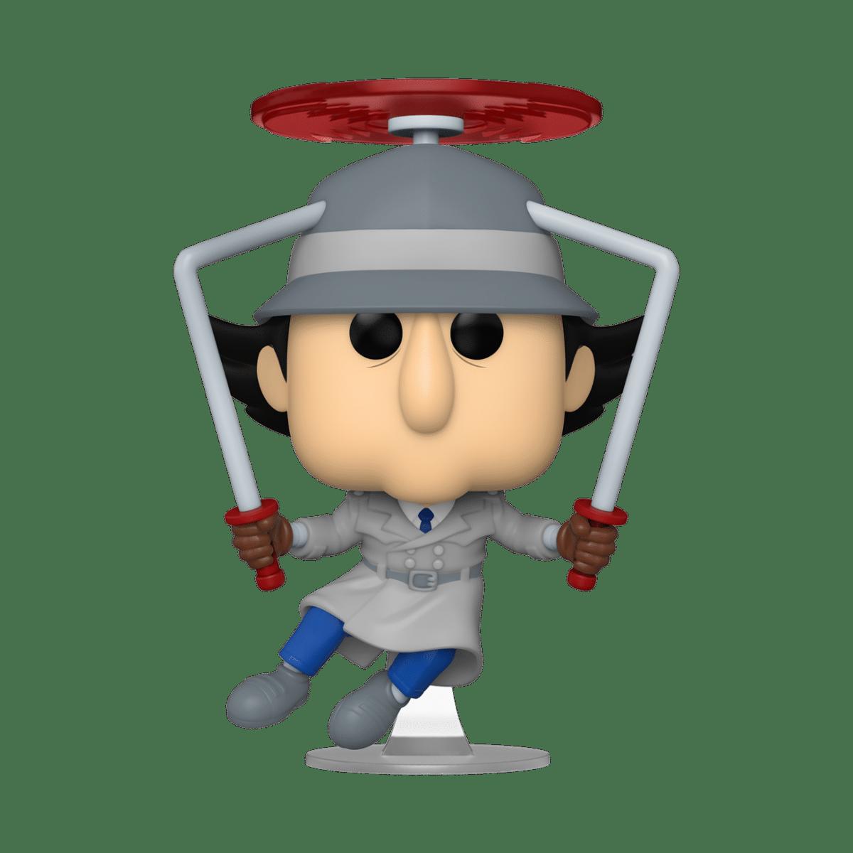 Inspector Gadget #893