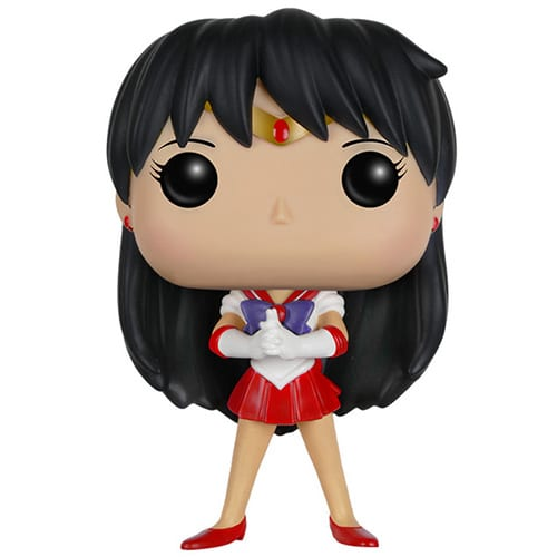 Sailor Mars (Sailor Moon) #92