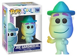 Joe Gardner Soul World #744