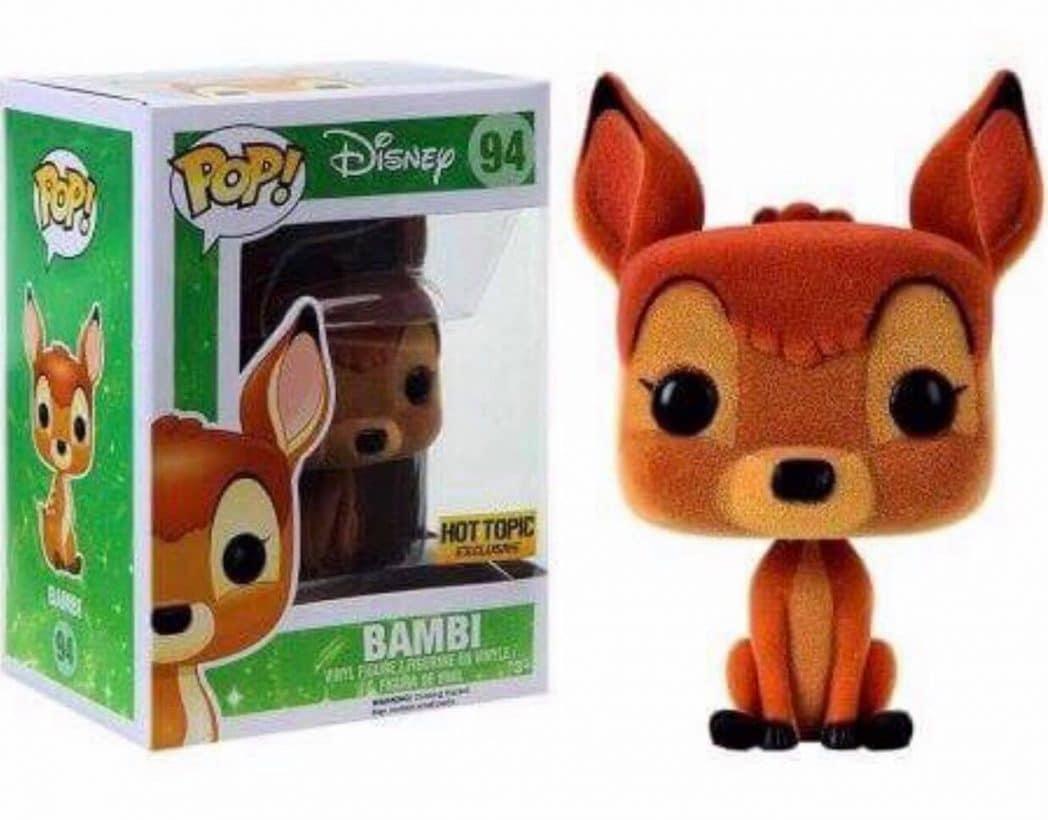 Bambi Flocked #94