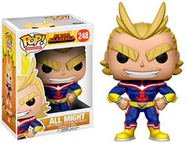 All Might #248
