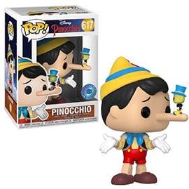 Pinocchio e Jiminy Cricket #617