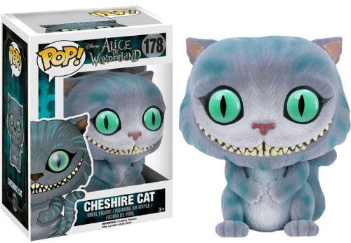 Cheshire Cat Flocked #178