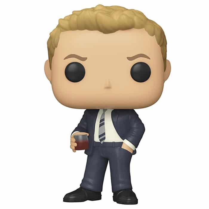 Barney Stinson (How I Met Your Mother) #1043