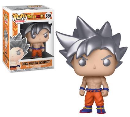 Goku (Ultra Instinct) #386