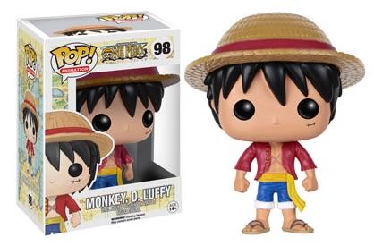 Monkey D. Luffy #98