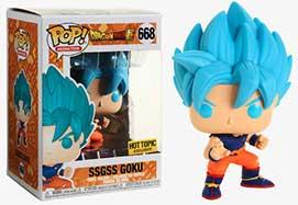 SSGSS Goku #668