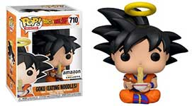 Goku (Eating Noodles) #710