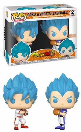 Goku & Vegeta (Baseball)