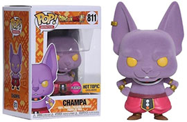 Champa Flocked #811