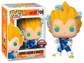 Super Saiyan 2 Vegeta #709
