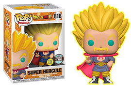 Super Saiyan Hercule GITD #818