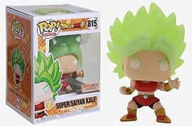 Super Saiyan Kale GITD #815