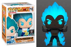 Vegeta (Powering Up) GITD #713