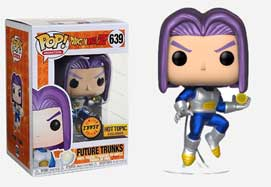 Future Trunks Chase #639
