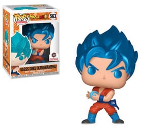 SSGSS Goku (Kamehameha) Metallic #563