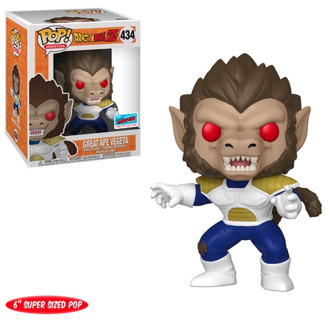 Great Ape Vegeta 6″ #434