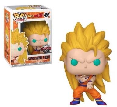 Super Saiyan 3 Goku #492