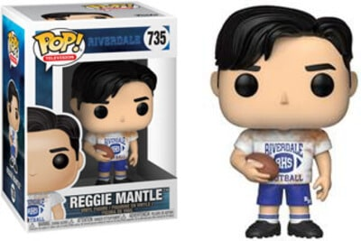 Reggie Mantle #735