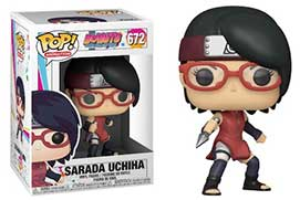 Sarada Uchiha #672