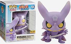 Kurama (Majestic Attire: Susano'o) 6″ #725