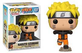 Naruto Uzumaki Running #727