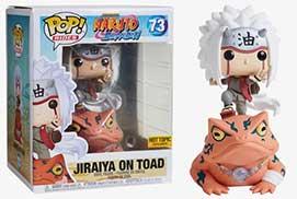 Jiraiya on Toad #73